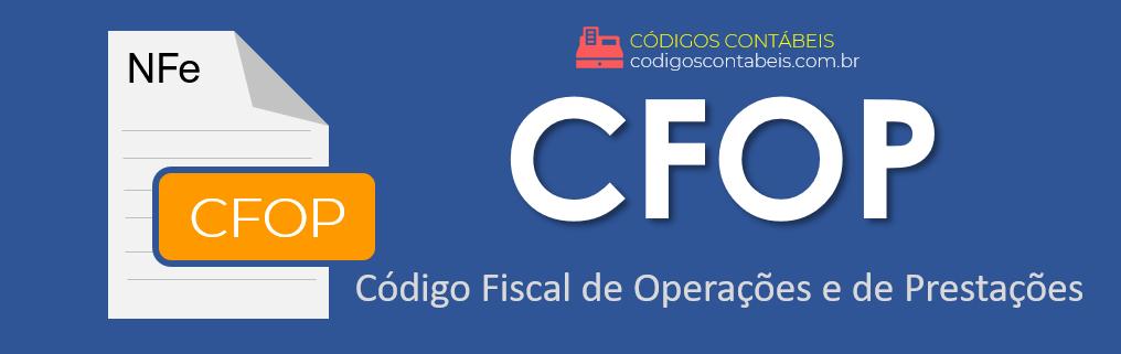 O que é CFOP?