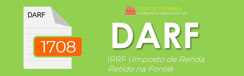DARF 1708