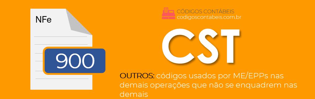 CST 900