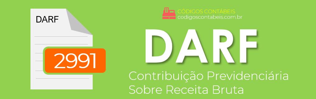 DARF 2991