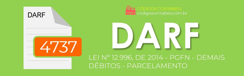 DARF 4737