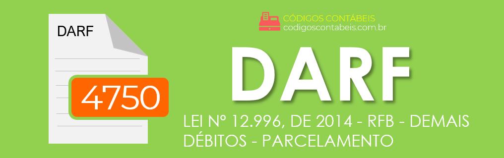 DARF 4750