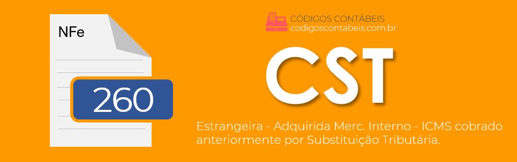 CST 260